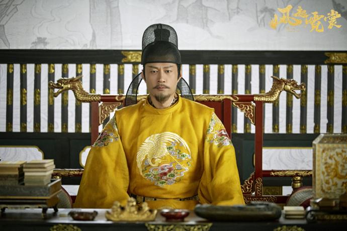 จักรพรรดิถังไท่จง (Emperor Taizong of Tang: 唐太宗)