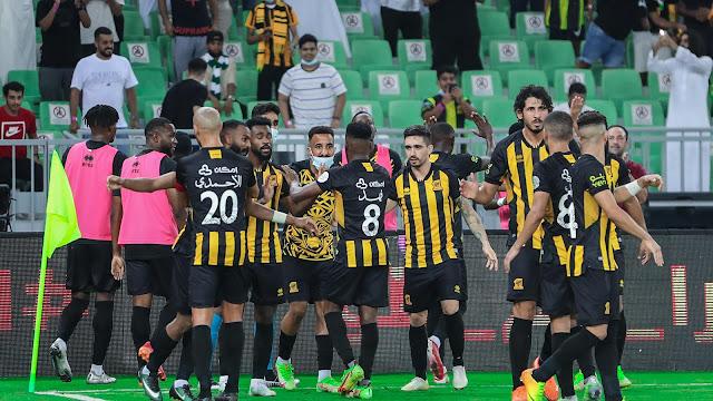 ملخص اهداف مباراة الاتحاد والاهلي السعودي (2-0) الدوري السعودي