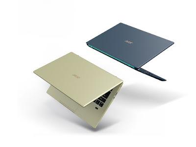 spesifikasi laptop tipis Acer