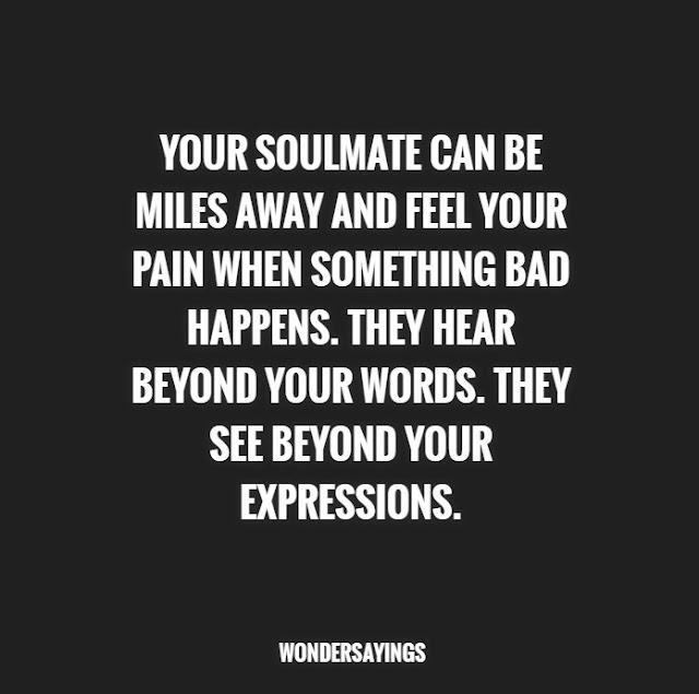 quotes about soulmate