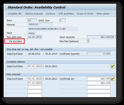 SAP ERP Sales and Distribution (SAP SD)