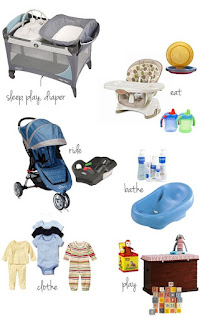 infant gear for everything