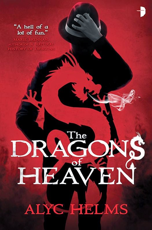Interview with Alyc Helms, author of The Dragons of Heaven - June 30, 2015