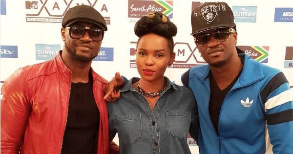 Image result for P-SQUARE AND YEMI ALADE,
