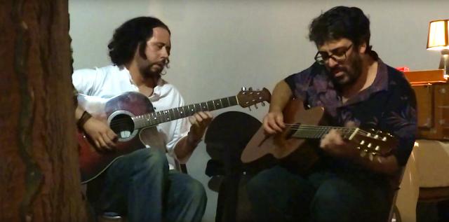 EDUARDO GARCÍA-VALDECASAS y ANTONIO LUIS GUILLÉN: Blues