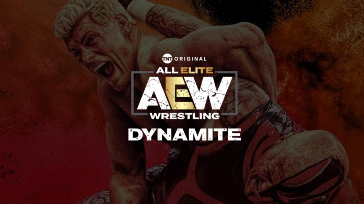 AEW Dynamite estreará no Brasil neste mês no canal Space