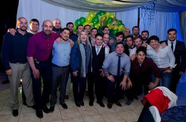 Río Grande Rugby & Hockey Club festejó sus 30 años