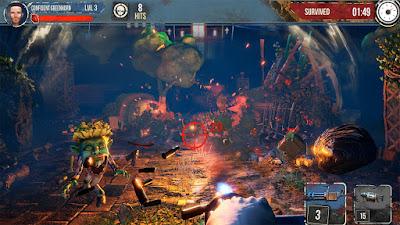 Dead Z Meat Game Screenshot 1