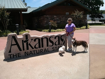 Arkansas is called The Natural State, and rightly so!