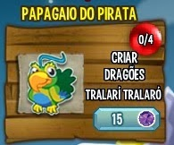 Papagaio do Pirata
