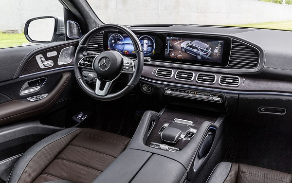 Mercedes-Benz Clase GLE 450 E-Active Body Control