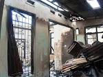 Dua Rumah Warga Rawang Hangus Terbakar, Kerugian Ratusan Juta Rupiah