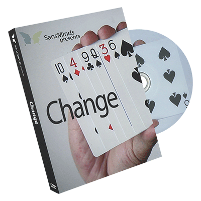 Magic tricks revealed - Torrent download: Change by SansMinds