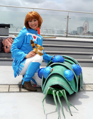 Studio Ghibli Halloween Costumes: Nausicaa of the Valley of Wind