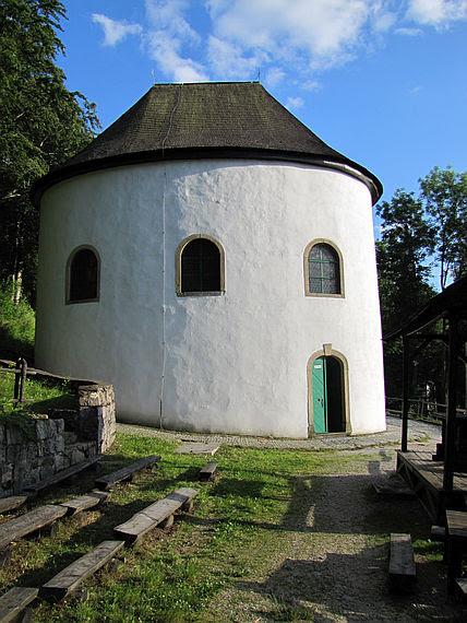 Grabowiec kaplica świętej Anny
