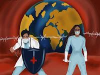 Opini Mahasiswa : Pengaruh Globalisasi Pada Persebaran Covid 19 Di Dunia
