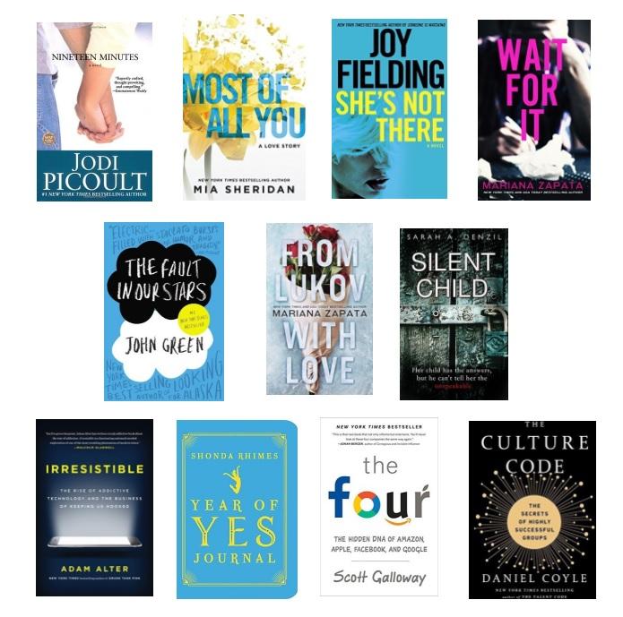 Book Reviews: February