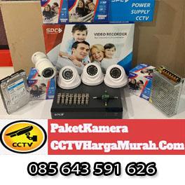 Jual Kamera CCTV PURWOKERTO 085643591626