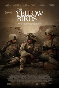 The Yellow Birds Poster