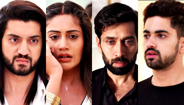 OH NO ! Ishqbaaz to go off air in November ?