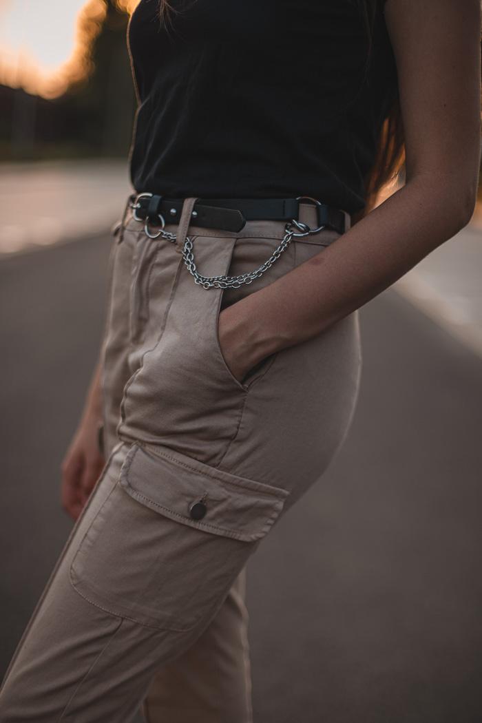 spodnie podkreślające figurę