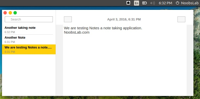 Note Taking Apps Collection For Your Ubuntu/Linux Mint - NoobsLab