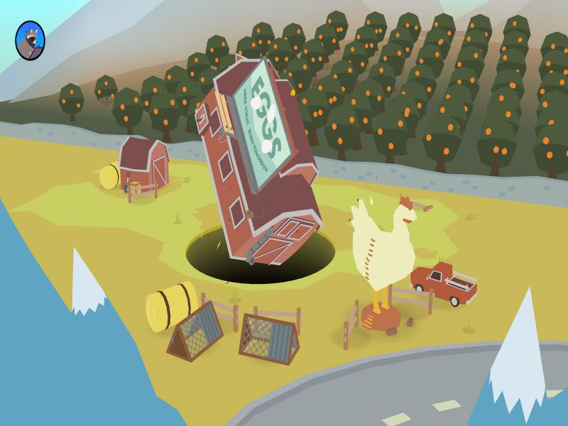 Download Donut County Game Setup Exe