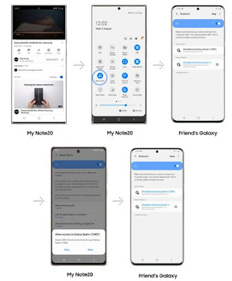 Samsung Music Share