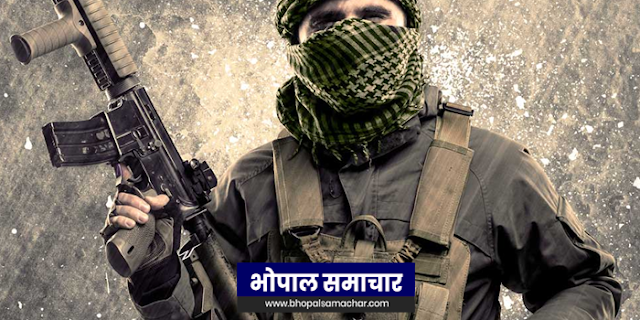 बीजेपी नेता को घर में घुसकर गोलियों से भून गए आतंकवादी | NATIONAL NEWS