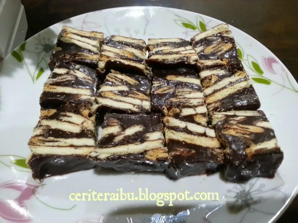 Resepi Kek Batik Paling Sedap