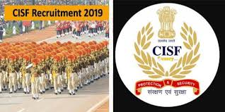 The Central Industrial Security Force (CISF) Notification Inviting Recruitment of Sportsmen and Women in CISF against Sports Quota /2019/12/CISF-Recruitment-for-300-Head-Constable-Mal-and-Female.html