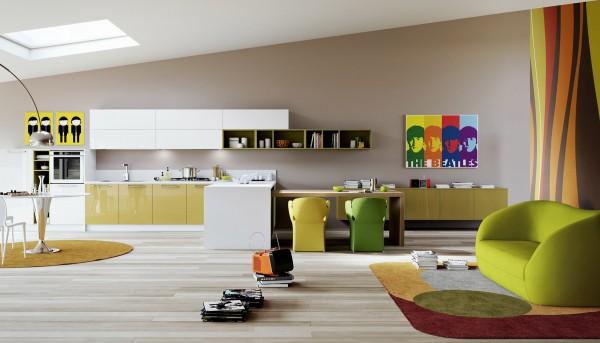 Gambar Model dan Desain Dapur Populer