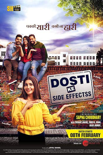 Dosti Ke Side Effects 2019 Hindi HDRip 900MB 720p
