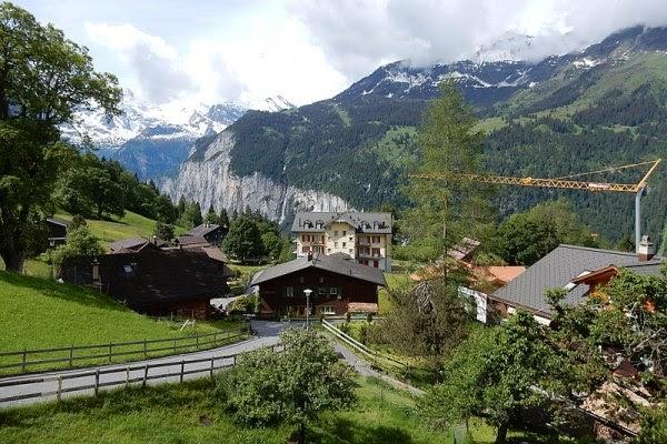 Wengen, Bernese Oberland