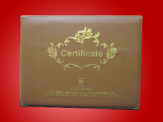 map sertifikat stf 001