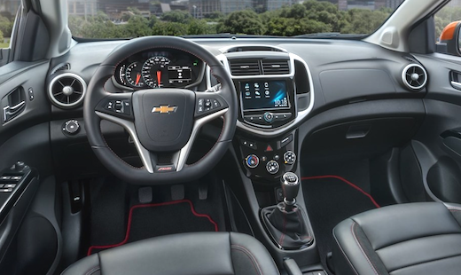 2019 Chevrolet Sonic Review