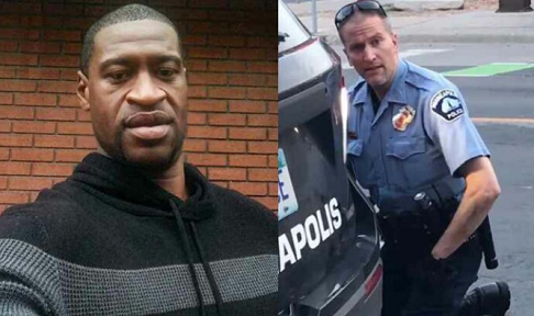 Shocking! George Floyd and the police officer that killed him were co-workers at a club