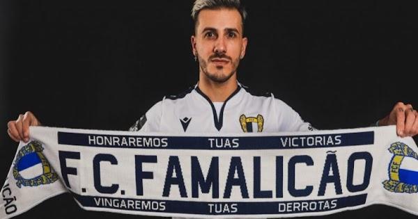 Oficial: Famalicao, firma Diogo Figueiras