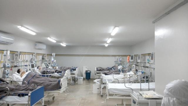 PB tem menor número de mortos por Covid em 24h em mais de 10 dias e ocupação de leitos em 55%