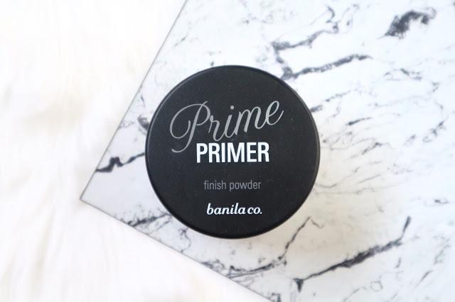 Banila Co Prime Primer Finish Powder Review