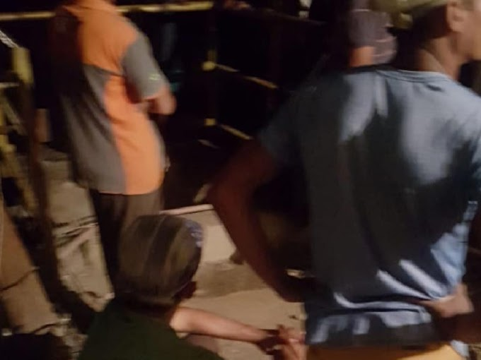 Dois homens são soterrados em garimpo de esmeralda na Serra da Carnaíba, em Pindobaçu