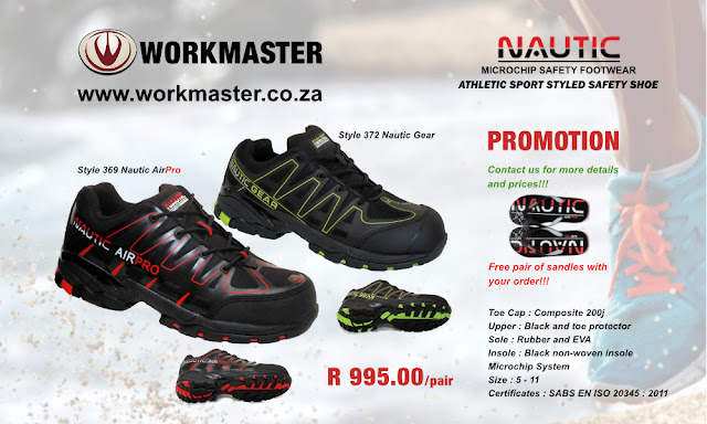 Safety Shoes - Workmaster