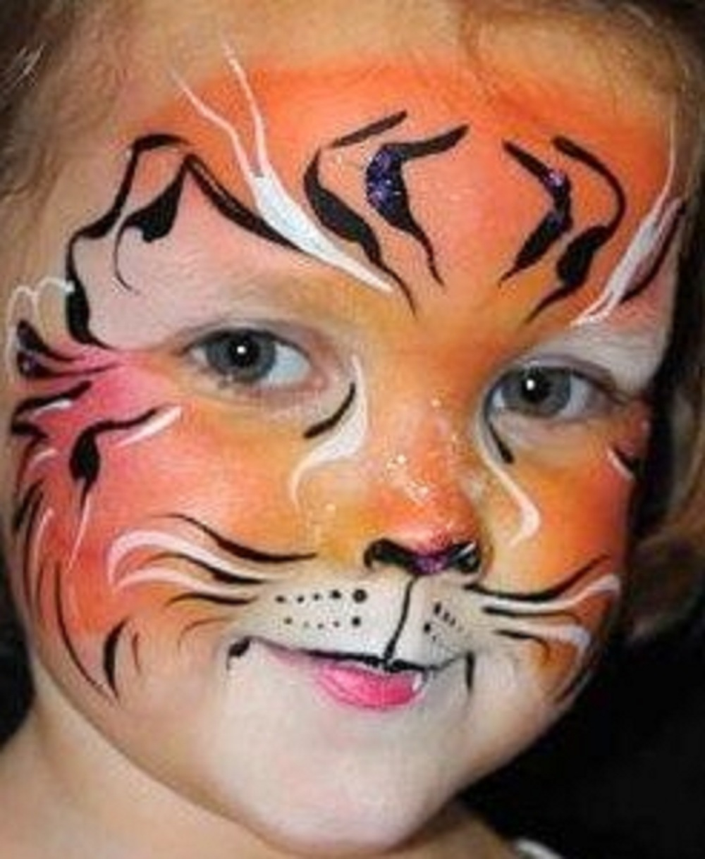 Face Painting For School Fairs