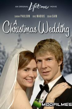 Capa do Filme Um Casamento na Noite de Natal