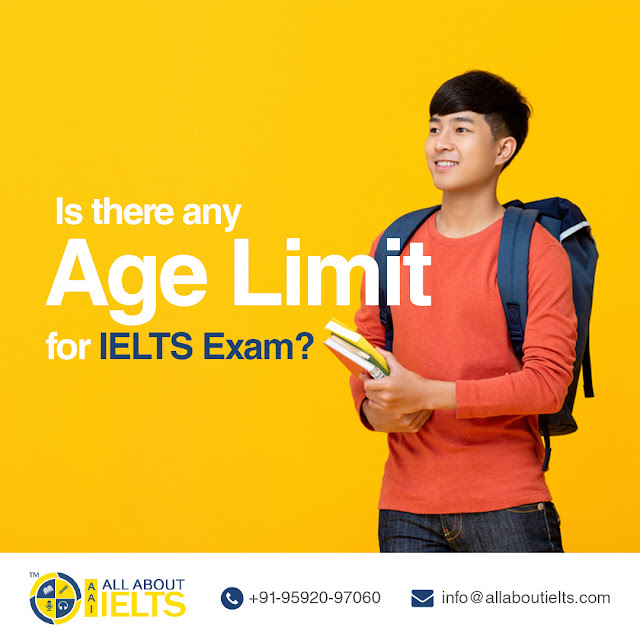 requirement for ielts exam?