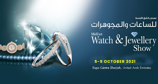 Mideast watch & jewellery show 2021