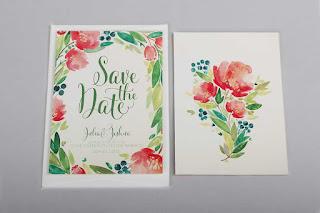 tarjetas de bodas para inspiración