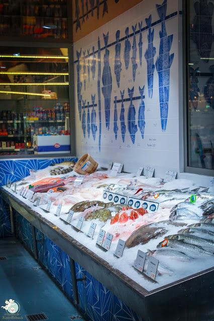 Frischer Fisch in Fürth