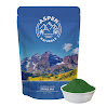 Spirulina Powder California Grown - 12 OZ, Non GMO, Natural, Nutrient Dense Vegan Protein Supplement - Detoxifying Superfood - Sourced only from Algae grown in the USA. Aspen Naturals Brand