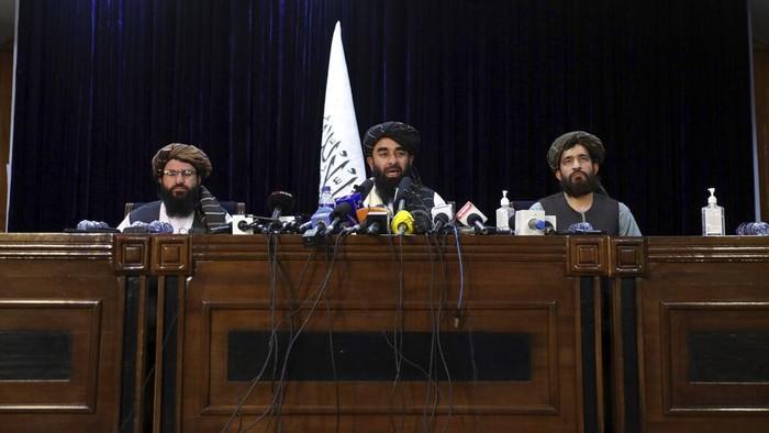 Jika Ingin Diakui Dunia, Inggris Sarankan Taliban Segera Lakukan Ini